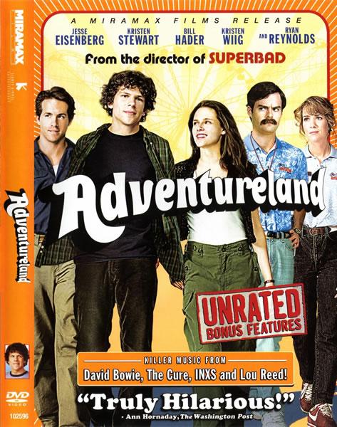 Парк культуры и отдыха / Adventureland (2008/BDRip/HDRip)