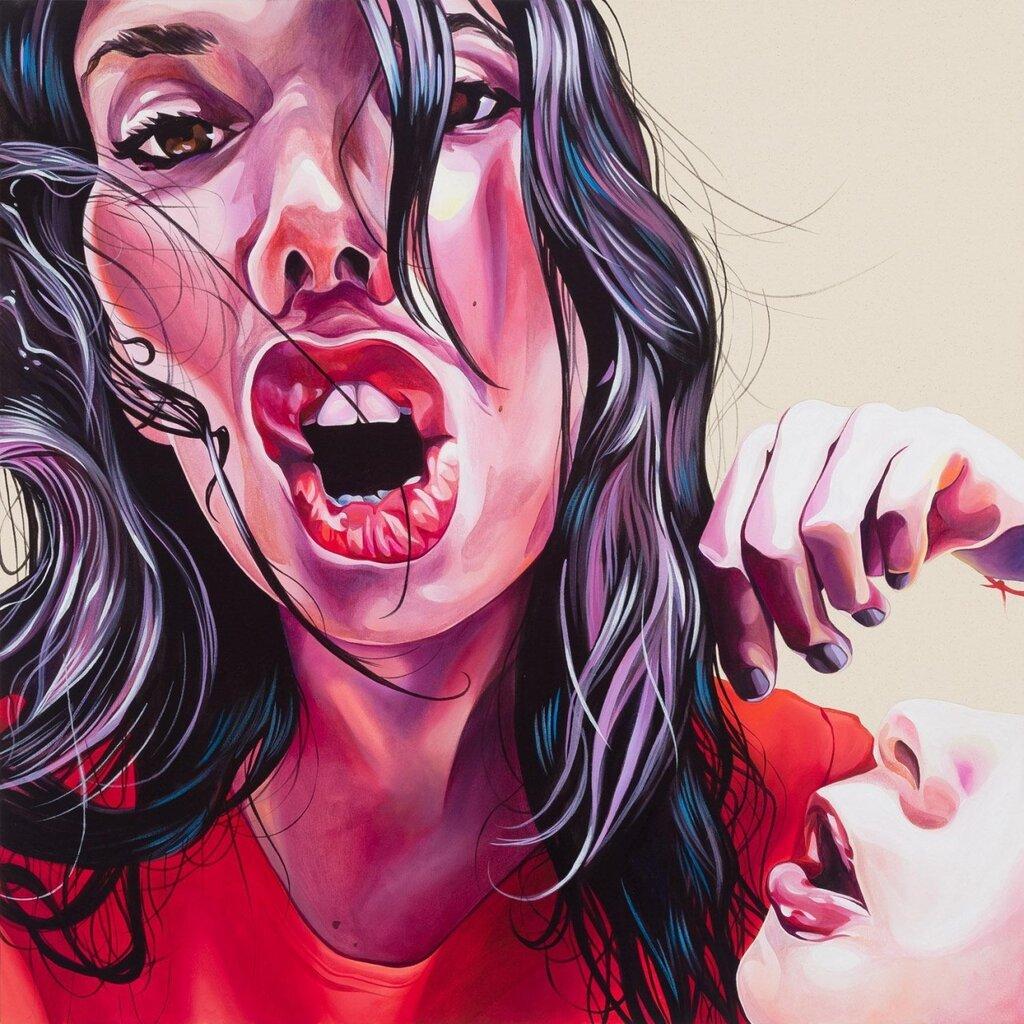 Some girls, Leah Tinari.jpg