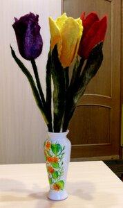 Цветы из войлока 0_92180_754e552f_M