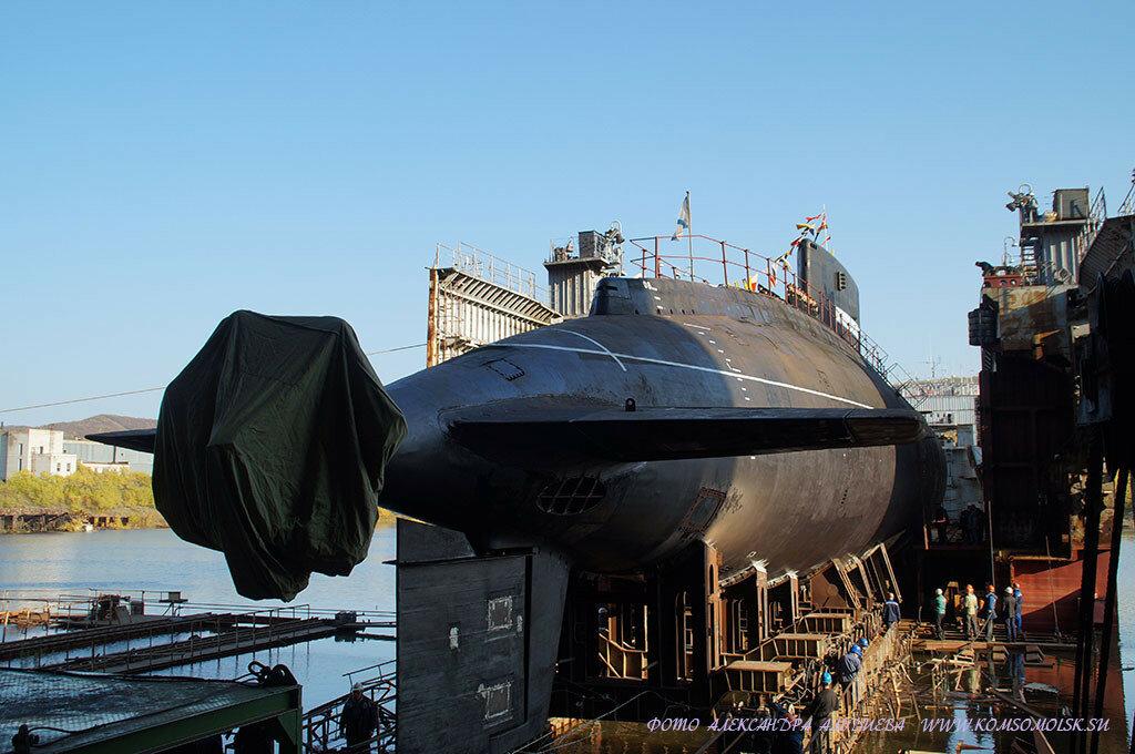 амурские подводные лодки