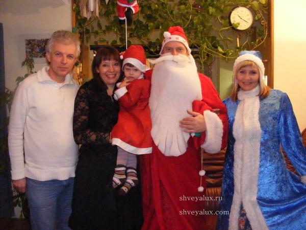 Новый год в Голландии 2010
