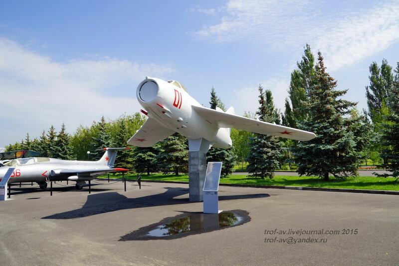 МиГ-17, Парк Победы, Казань