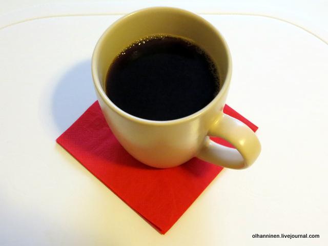 01 кофе на завтрак