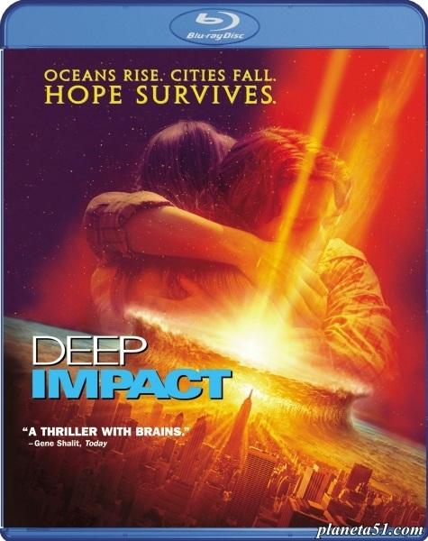 Столкновение с бездной / Deep Impact (1998/BDRip/HDRip)