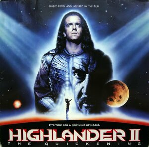 Highlander 2 (Music From And Inspired By The Film) (1991) [Bronze Records, BWX 2]