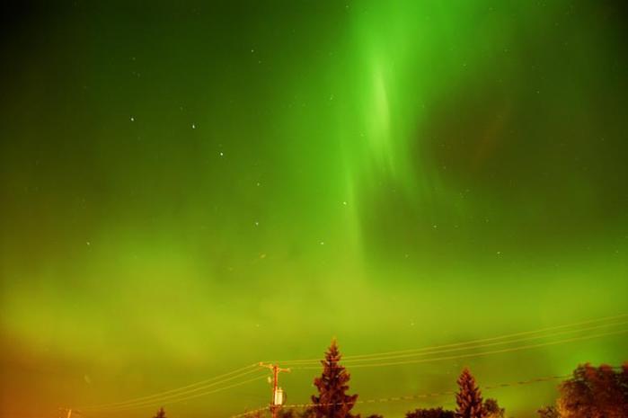 Красивые фотографии полярного сияния 0 10d639 ce98255d orig