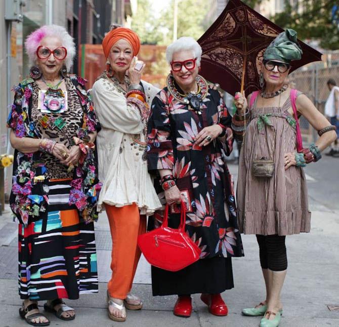 Фото пожилых женщин 18 14 фотография