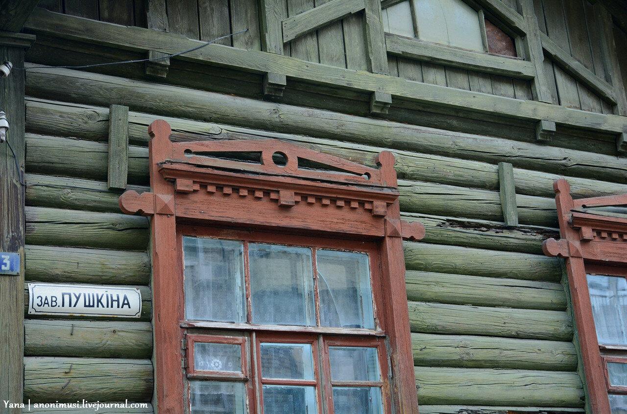 пер.Пушкина в Гомеле