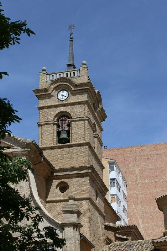 Iglesia de Santo Domingo y San Martín, Huesca
