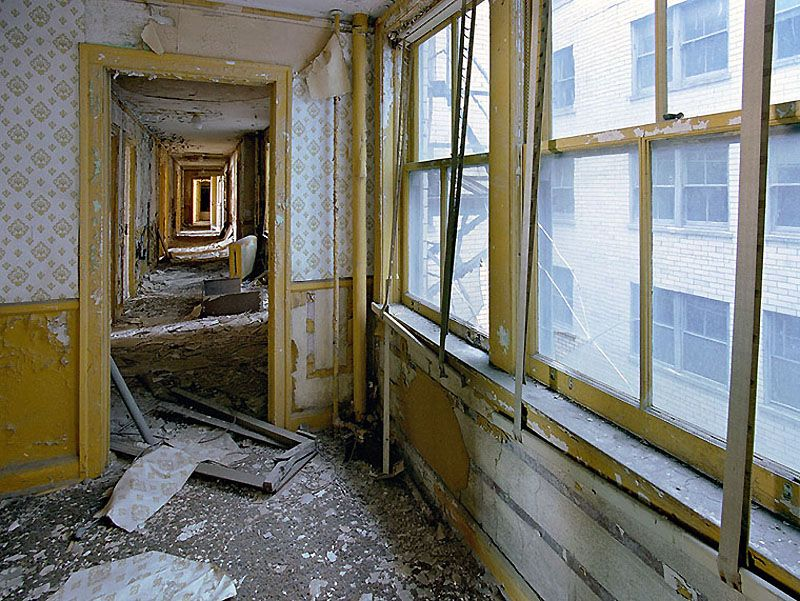Разруха из Детройта
