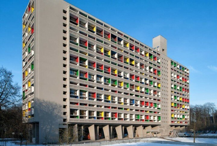 Архитектурные принципы Ле Корбюзье в лучших проектах