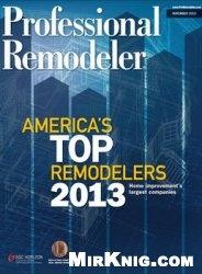 Журнал Professional Remodeler - №11 2013