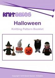 Журнал Knitables. Halloween. Knitting Pattern Booklet