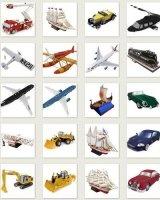 Журнал Бумажные модели техники от Canon pdf 100,53Мб