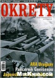 Журнал Okrety Nr.1, 2012