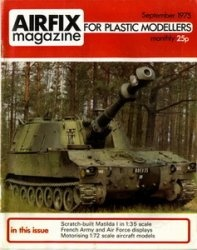 Airfix Magazine №9  1975 (Vol.17 No.1)