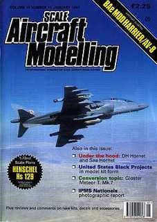 Журнал Scale Aircraft Modelling - Vol 18 No 11