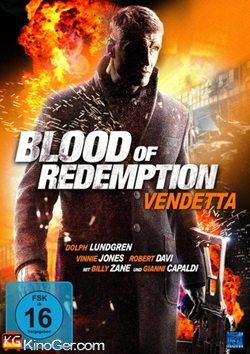 Blood of Redemption - Vendetta (2013)