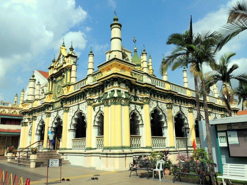 Мечеть Абдул Гаффур