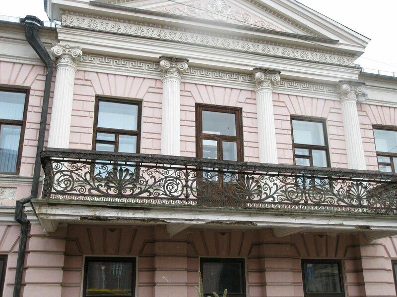 Старинный особняк, Казань