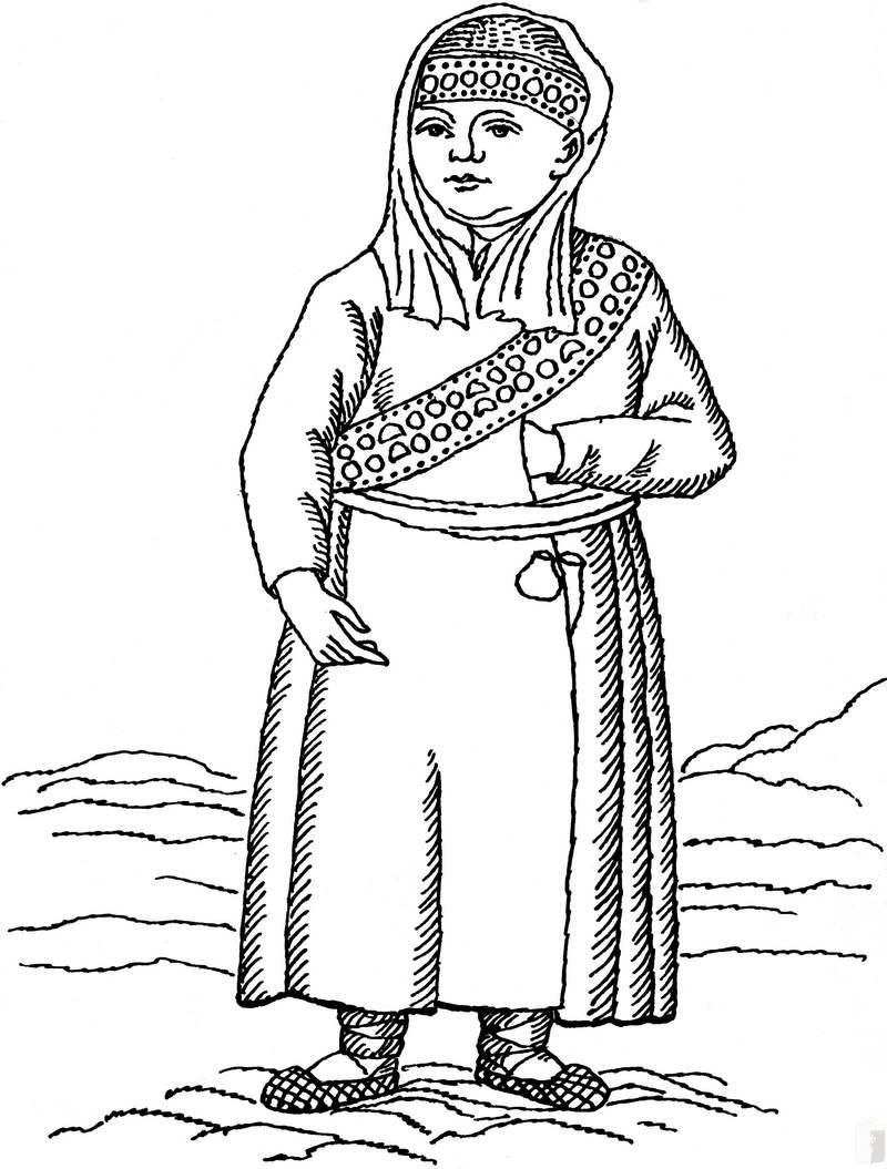 Меря и марийцы, родственные народы