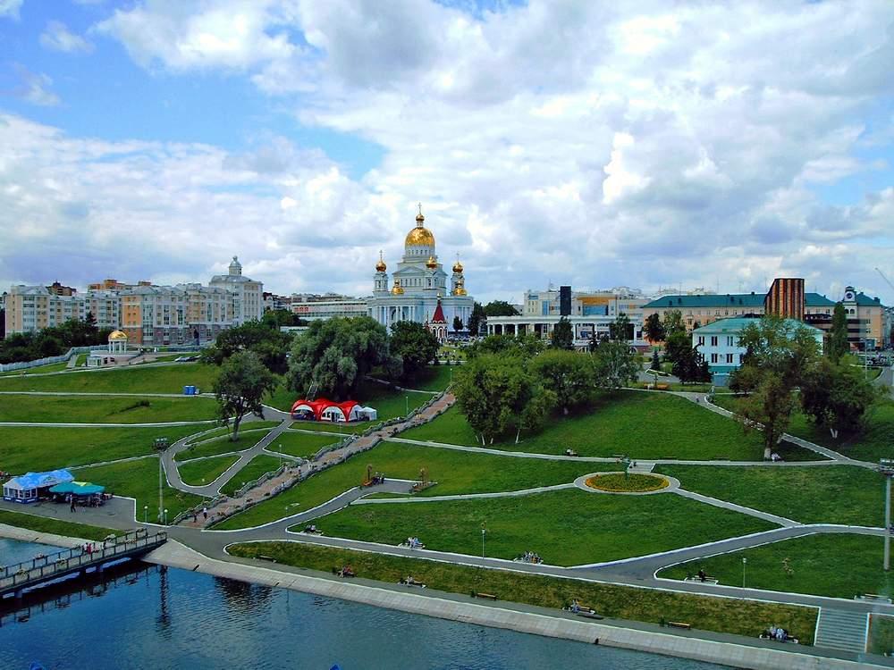 Святые места Мордовии