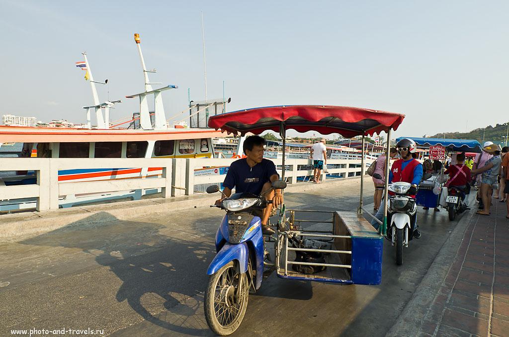 Основное средство передвижения в Тайланде