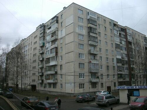 ул. Маршала Захарова 33к1