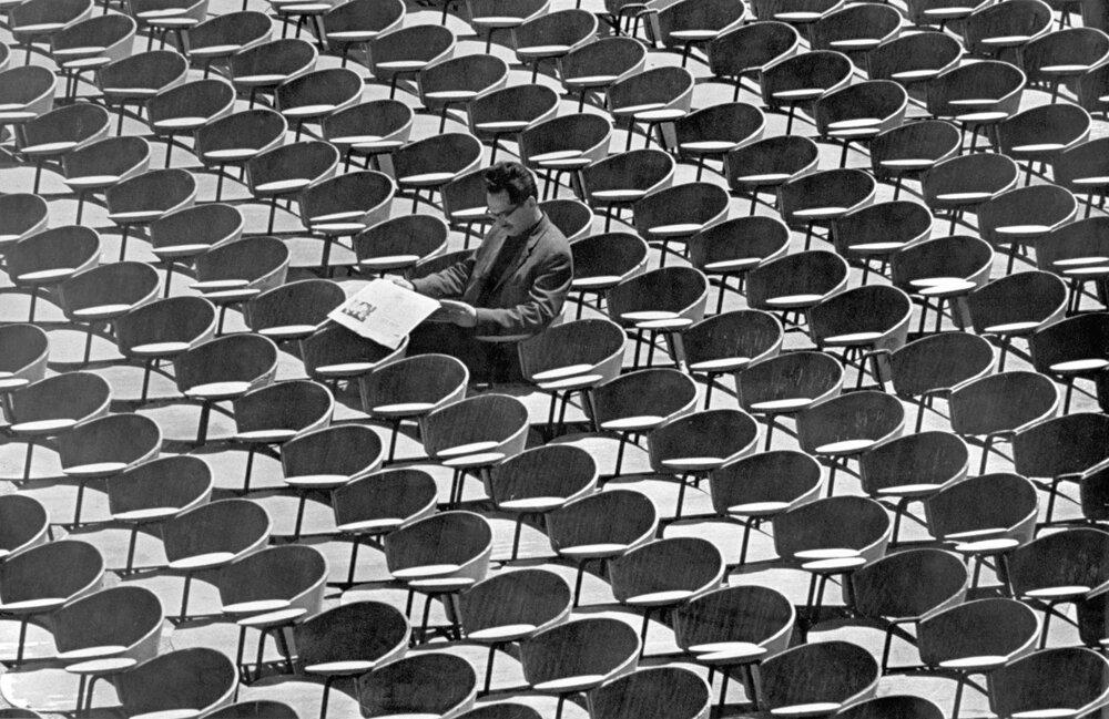 1960. Ожидание