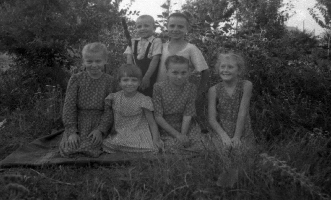 Дети Умани. 1951