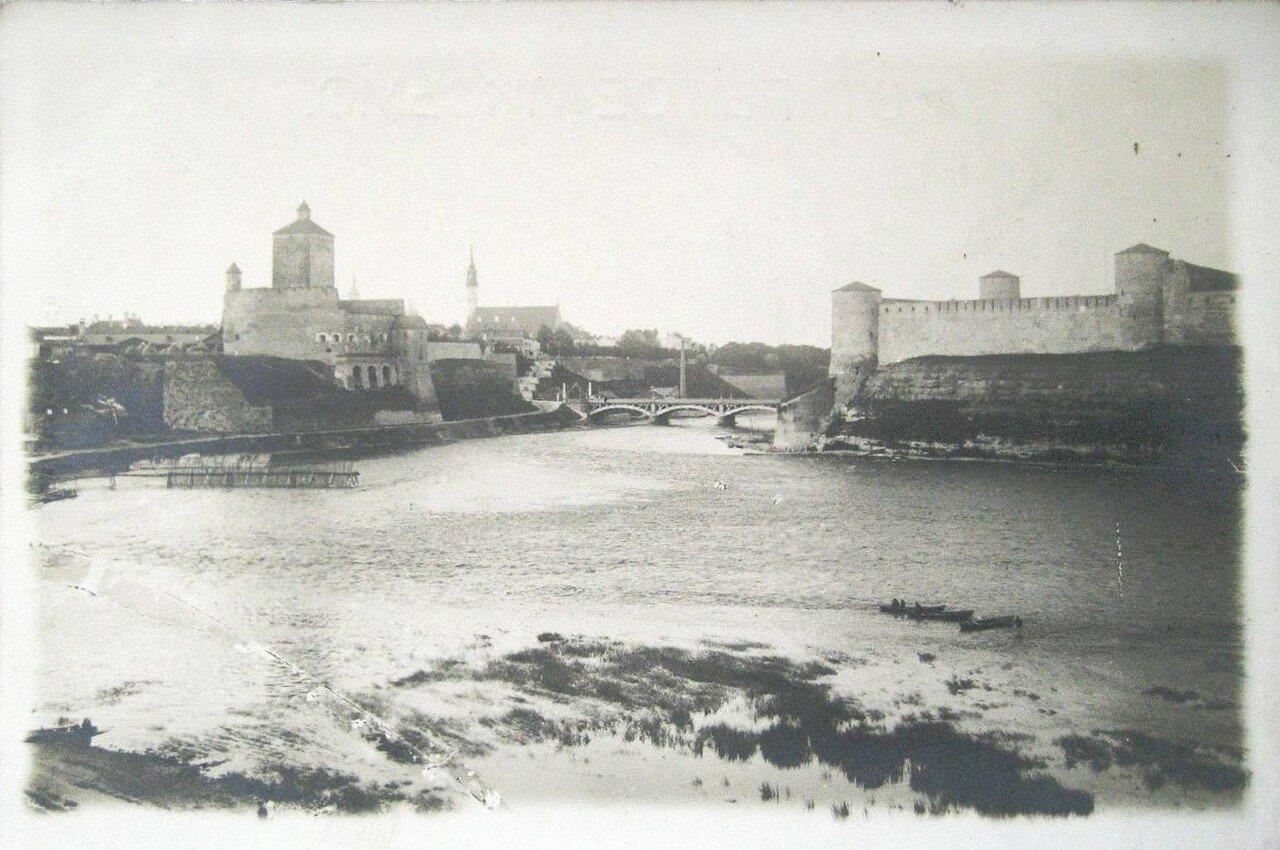 Панорама города. Вид с юга