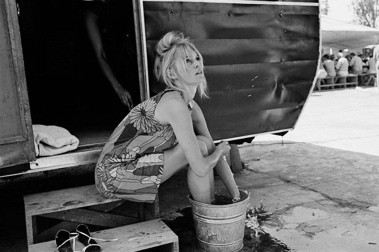 1964. Брижит Бардо