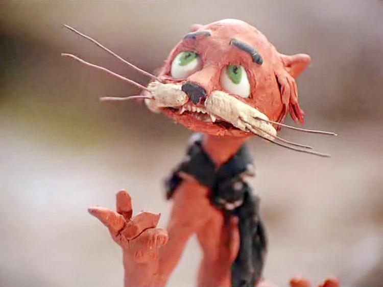 Кот в сапогах.гарри бардин