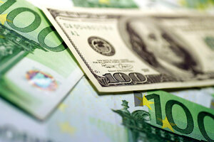 В ноябре объемы сделок на валютном рынке Молдовы снизились