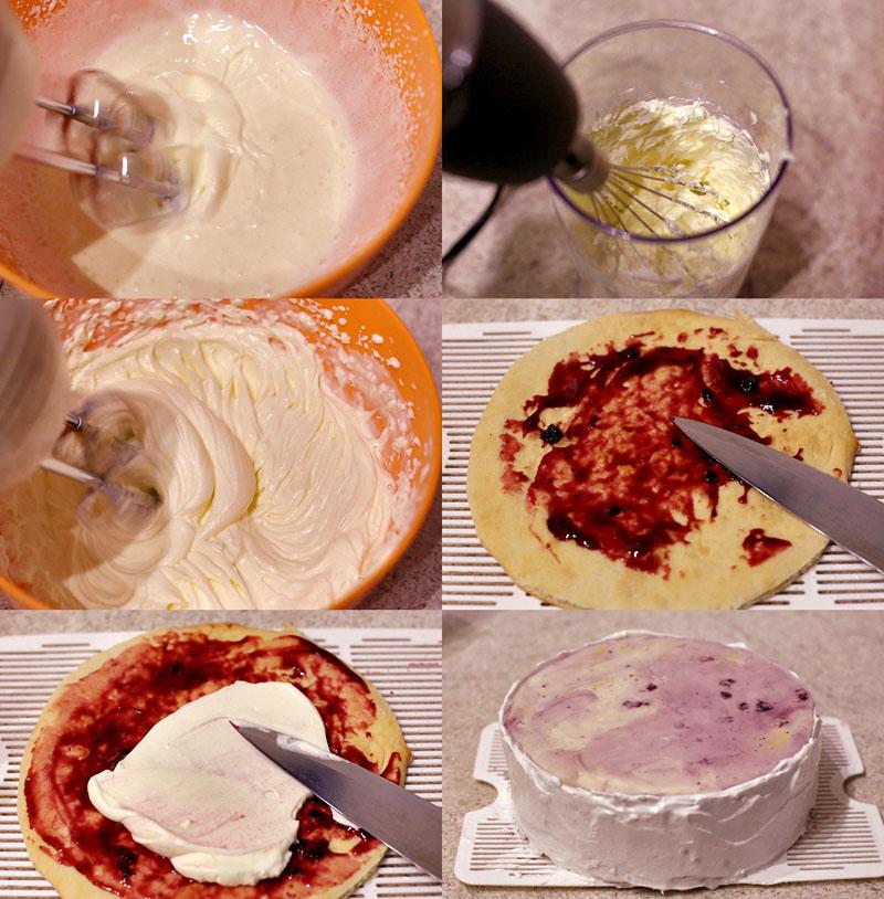 Сметанник - пошаговый рецепт вкусного торта с фото #6.