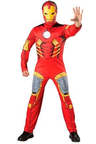 Мужской карнавальный костюм Железный человек