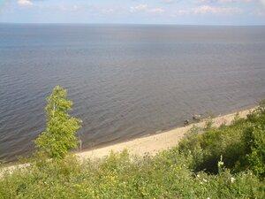 Отдых на берегу озера Ильмень в Новгородской области