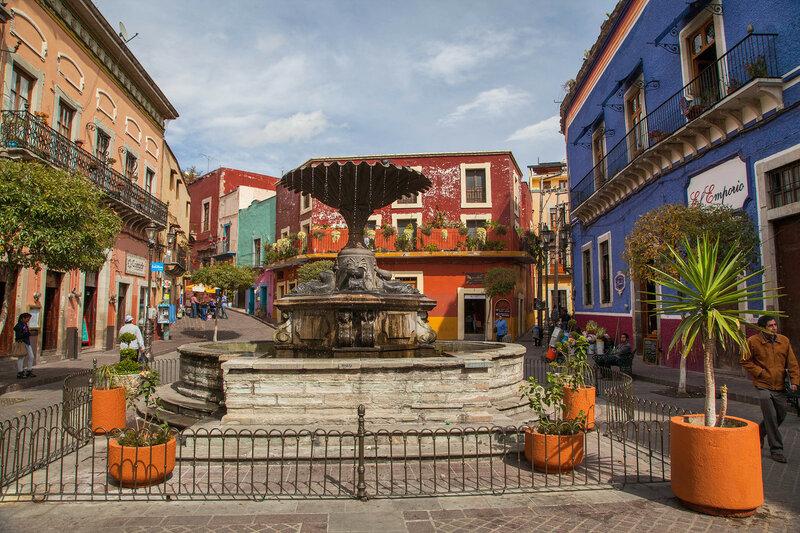 Гуанахуато. Мексика