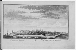 Видъ города Туринска