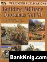 Книга Building Military Dioramas Vol.VI pdf 40,8Мб