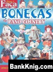 Bonecos de pano country Ano 4 №96