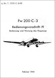 Fw200 C3 Bedienvorschrift