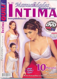 Журнал Журнал Intima  quili №1
