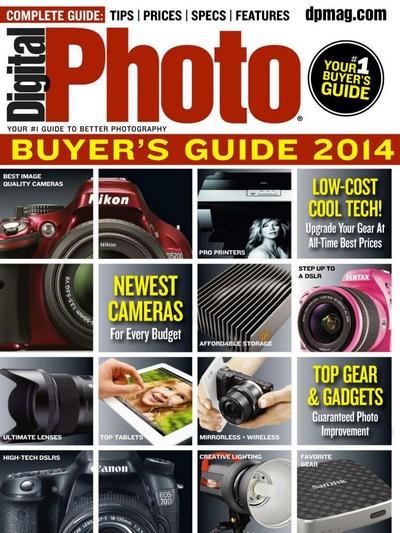 Книга Журнал | Digital Photo №6 (ноябрь 2013)   [En]