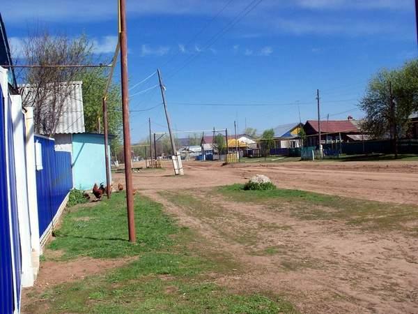 Село Новые Усы