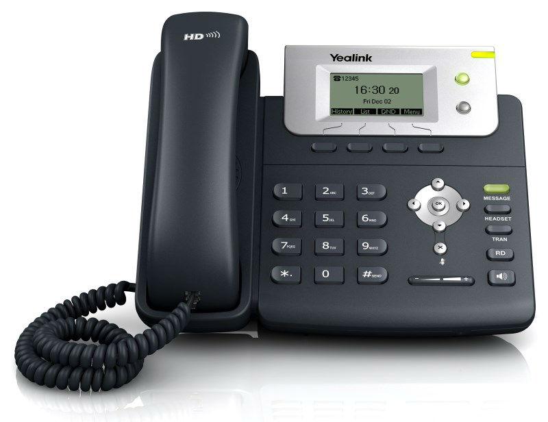 Вместо обычных телефонных проводов