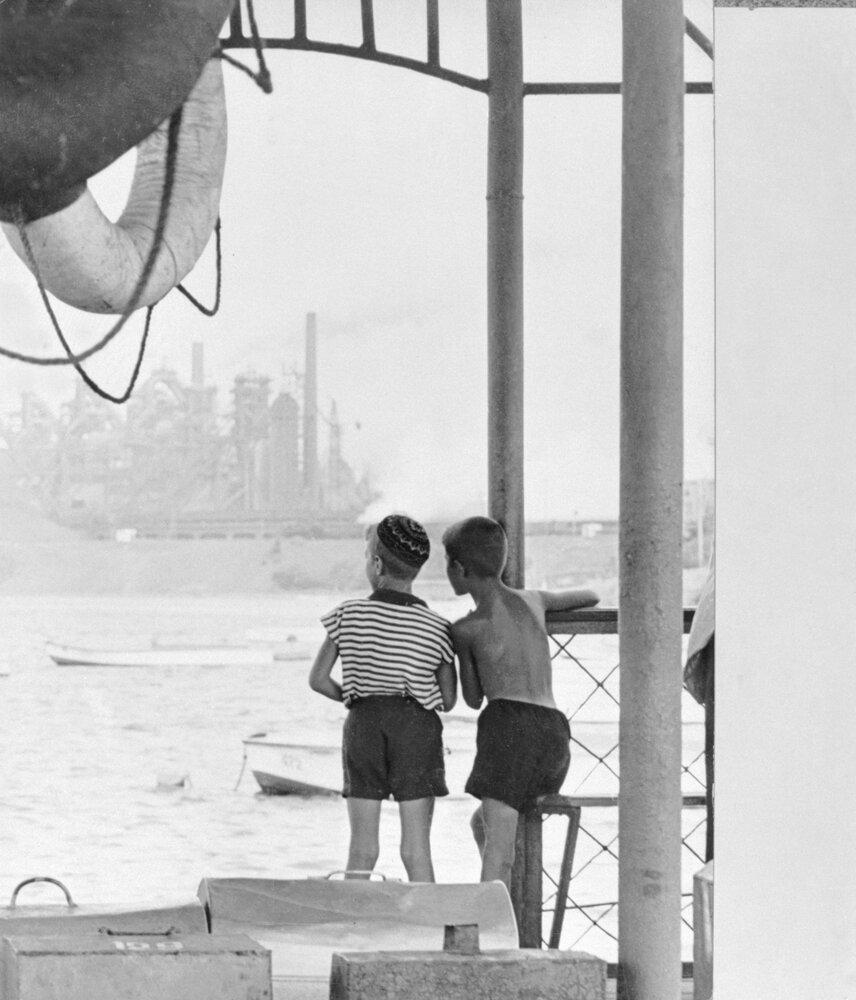 1960. Наш завод