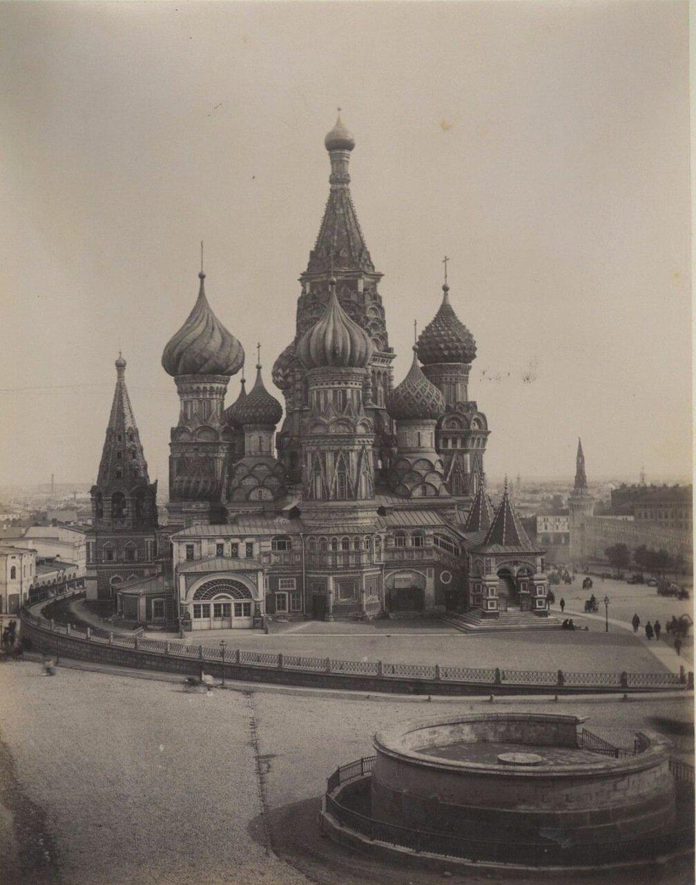 98. Покровский собор и Лобное место