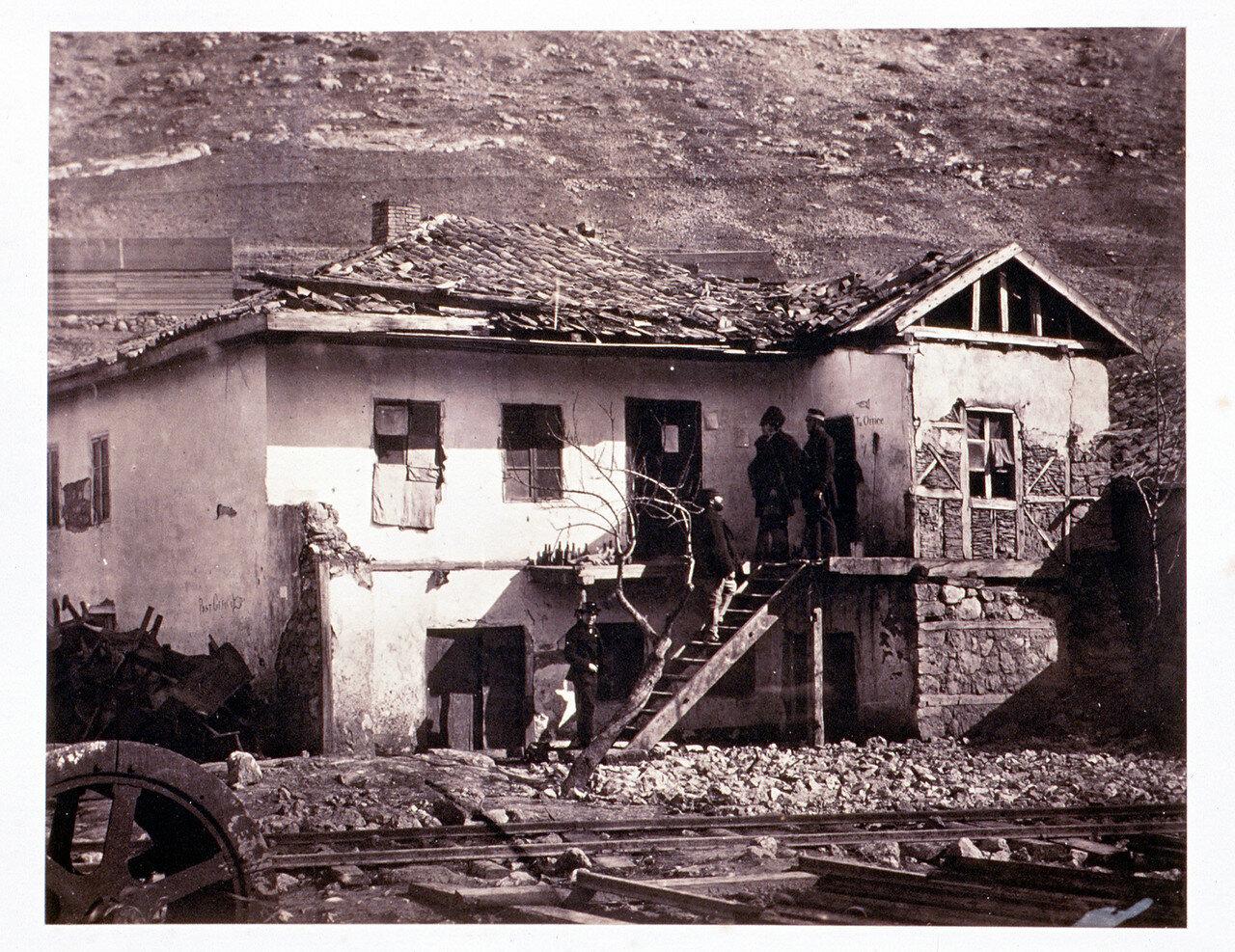 1855. Балаклава. Старый почтамт