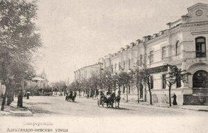 Александро-Невская улица